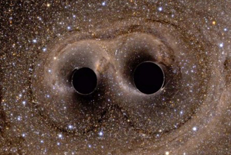 Black Holes Merging
