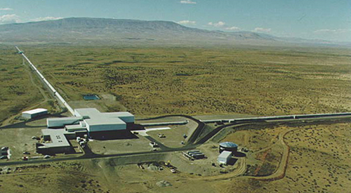 LIGO Hanford, Washington