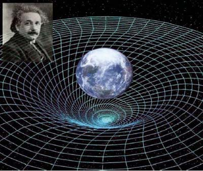 Space-Time Einstein
